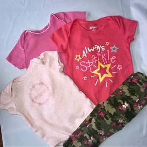 Other - 💕Baby girls outfit 3-6 Months 💕Must Bundle 💕